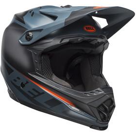 Bell Full-9 Fusion MIPS - Casco de bicicleta - negro/Azul petróleo